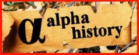 Alpha History is designed and written for middle school, senior school and undergraduate levels. Content is supported with carefully chosen primary source material (documents, graphics and photographs) as well as video clips, glossaries, timelines. All Alpha History authors are degree-qualified historians, academics, teachers or professional authors.