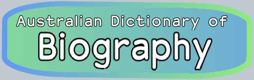 Australia Dictionary Biography Australian history.