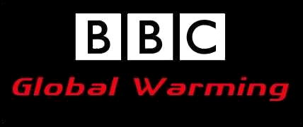BBC global warming climate change Arctic sea ice Climategate