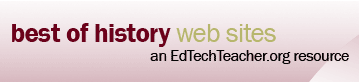 Best of History Web Sites, an award-winning portal offers annotated links to African American History: race, racism, slavery, abolition, black history and culture, interactive timelines
