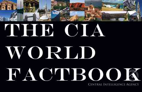 The World Factbook provides information on the history, people, government, economy, geography, communications, transportation, military, and transnational issues for 267 world entities.