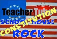 School House Rock presents the Preamble to the Constitution, setting forth the principles on which the oldest constitution in the world is based.