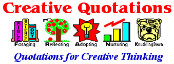 Creative Quotations provides information related to quotations