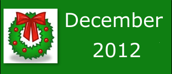 December 2012 Infotopia Newsletter