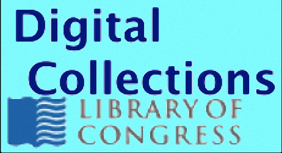The Digital Collections from the Library of Congress provides free and open access through the Internet to written and spoken words, sound recordings, still and moving images, prints, maps, and sheet music that document the American experience. It is a digital record of American history and creativity.