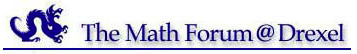 The Math Forum  from Drexel University provides a comprehensive Internet mathematics library at this site.