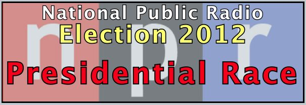 2012 presidential election national public radio