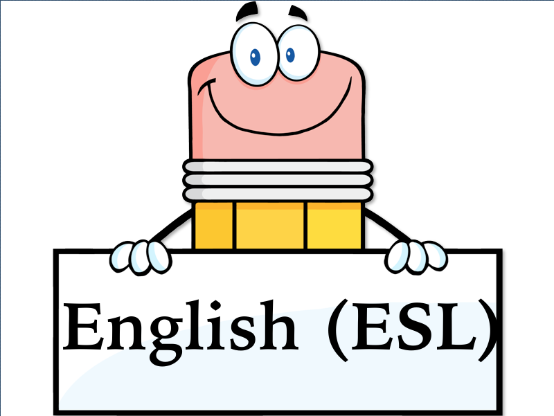 Resources for learning English.