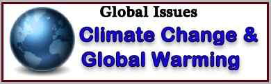 global warming issues