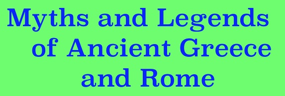 Read this free book on Greek and Roman mythology from Gutenberg.
