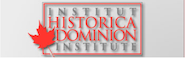 Discover the richness of Canadian history at The Historica-Dominion Institute.