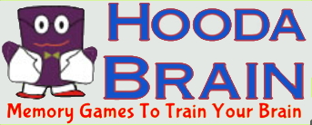 Hooda Brain is all about working on your memory with games.