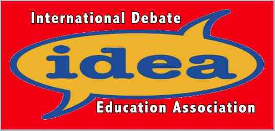 Debatepedia, endorsed by the National Forensic League and presented by the International Debate Education Association, is an encyclopedia of pro and con arguments and quotes on critical issues.