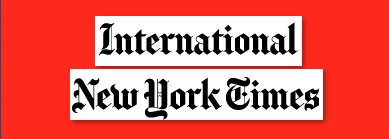 The International New York Times provides the latest national and international news, business, and opinion.