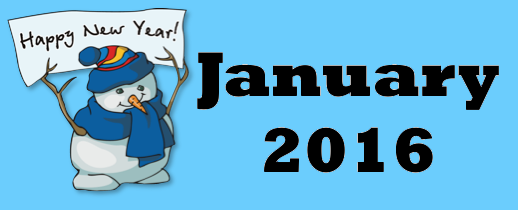 January 2016 Infotopia Newsletter