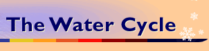 Learner.org from Annenberg has information about the water cycle and more information about weather.