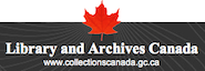 Library & Archives Canada provides a collection of resources regarding  genealogy, art, biographies, settlements and more.