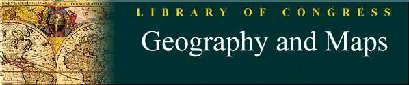 The Library of Congress Gaography and Map Reading Room provides maps related to Transportation and Communication, Military Battles, Culture, Discovery, and Exploration, Conservation, and Environment, and Cities and Towns.