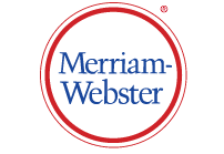 The Merriam Webster Dictionary includes an online dictionary, a thesaurus, a Spanish-English dictionary, and an encyclopedia.