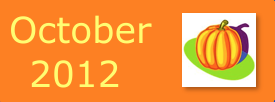 October 2012 Infotopia Newsletter