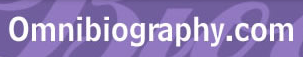 Search over 110,000 biographies on Omnibiography by name or country. Accessible in English or Spanish.
