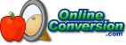 Online Conversion  helps students convert just about anything to another format. Examples include conversions for length, temperature, speed, volume, weight, cooking, area, fuel economy, and currency.