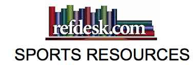 RefDesk Sports Resources provides information related to all kinds of sports and athletes.
