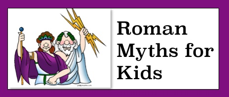 Read stories about Roman mythology in this site called Roman Myths for Kids.