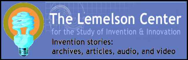 Discover more about the places of invention on this web site sponsored by the Smithsonian.