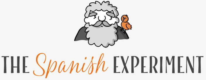 The Spanish Experiment has links to Children's Stories and Spanish lessons.