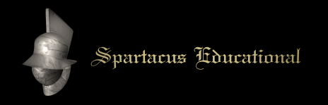 Spartacus Educational links to hundreds of world history sites.