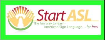 This site has links to free workbooks for learning ASL.  It does have some subscription services as well.
