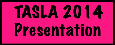 TASLA PowerPoint Presentation -- Summer 2014