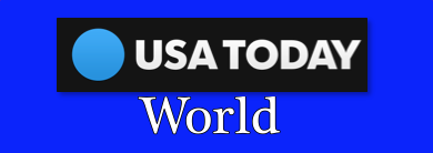 USA Today World has links to top news stories and news images from all over the world.