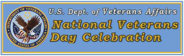 veternas day celebration,