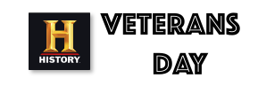 Learn about Veterans Day from the History Channel