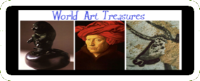 The principal purpose of World Art Treasures is to promulgate the discovery and love of art and includes 100,000 slides belonging to the Jacques-Edouard Berger Foundation, all of them devoted to art, and including the main civilizations, such as Egypt, China, Japan, India, Europe.