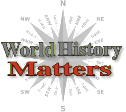 World History Matters is a portal to world history websites developed by the Center for History and New Media.