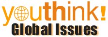 YouThink! Global Issues provides a section called Learn the Facts!  Explore the major issues our world is facing and then share your ideas and opinions!
